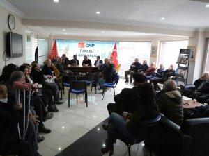 Milletvekili Erol: Tunceli'yi bir çekim merkezi yapabiliriz