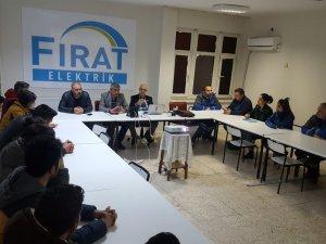 FIRAT EDAŞ'ta çalışanlara iş sağlığı ve güvenliği eğitimi