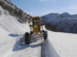 150 köy ulaşıma kapandı