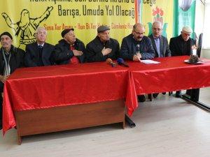 DAD, Dersim'de Alevi kültür merkezi inşası kararını duyurdu