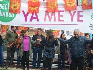 Devrimci Güç Birliği seçim bürosu açıldı