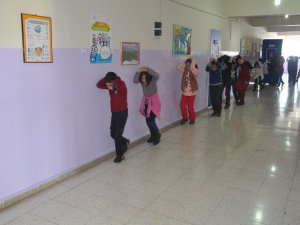 Afad'dan Ovacık'ta öğrencilere temel afet eğitimi