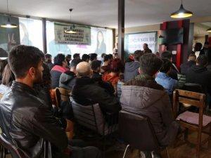 Gençler sordu, Dersim Devrimci Güç Birliği adayları yanıtladı