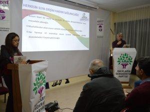 Devrimci Güç Birliği projelerini açıkladı