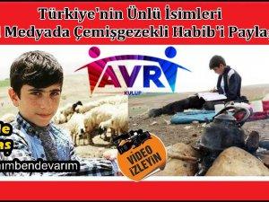 Ünlüler ve vatandaşlardan Habib için birlik çağrısı