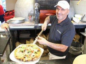Dersimli pizzacı dünyanın en iyileri listesinde