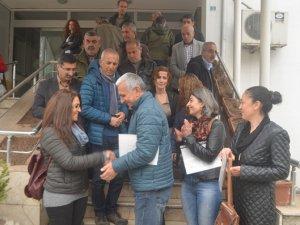 HDP meclis üyeleri mazbatalarını aldı