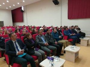 Munzur Üniversitesi'nde konferans
