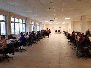 Tarımda kadın girişimcilik eğitimi düzenlendi