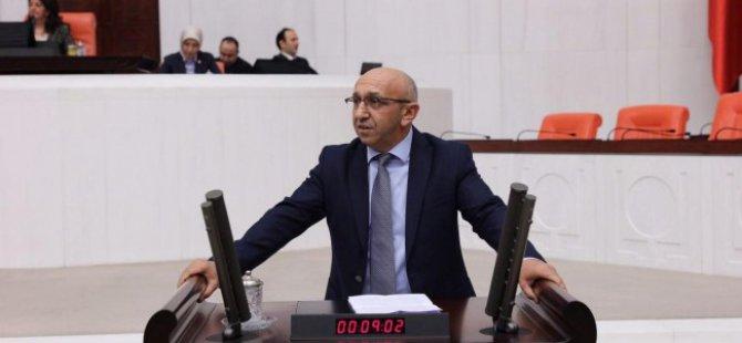 Milletvekili Önlü'den ihraçlara ilişkin soru önergesi