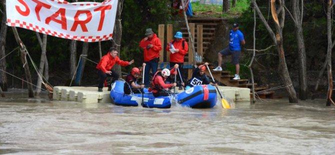 R4 Rafting Türkiye Şampiyonası sona erdi
