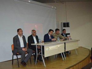 Hozat'ta muhtarlarla toplantı