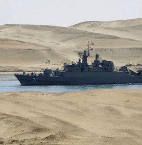 Kızıldeniz'de tehlikeli hamle İran, savaş gemilerini gönderdi!
