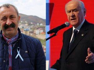 Maçoğlu'ndan MHP'nin açıklamalarına tepki!