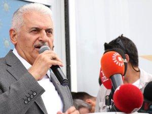 """Binali Yıldırım'ın """"Dersim"""" ve """"Kürdistan"""" çıkışına MHP'den tepki"""