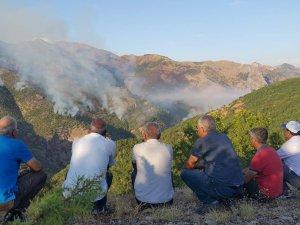 Orman yangınında güvenlik güçleri suçlu bulundu