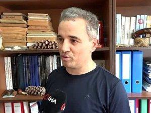 Yaban Hayatı Uzmanı Prof. Dr. Başkaya: Görüntüdeki hayvan Anadolu Parsı