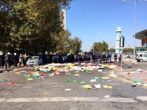 Ankara Gar Katliamı'nda İçişleri Bakanlığı 350 bin TL tazminat ödemeye mahkum edildi