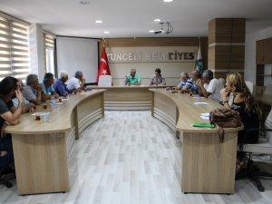 Halk Meclislerinin Ön Hazırlık Çalışma Toplantısı