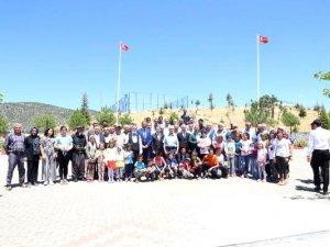 12 vatandaş için yaptırılan anıt açıldı