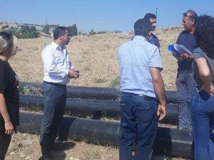 Hozat'ta içme suyu projesi hayata geçiyor