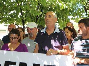 HDP'den kayyımlara karşı oturma eylemi