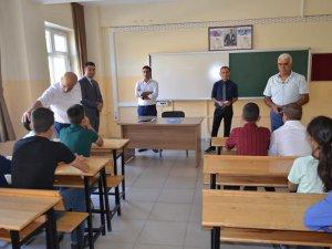 Çemişgezek'te öğrenciler ders başı yaptı