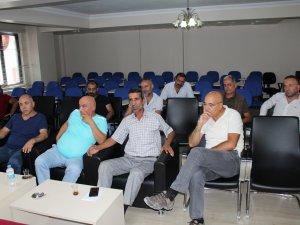 TSO'da TÜRSAB toplantısı