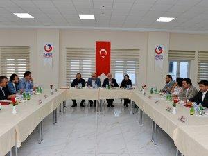 Başkan Fikret Yardımcı: Raftingle Doğu'daki gençlere dokunmayı planlıyoruz
