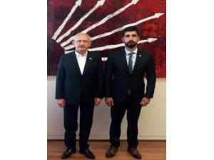 CHP İl Başkanı Bozkurt görevinden istifa etti