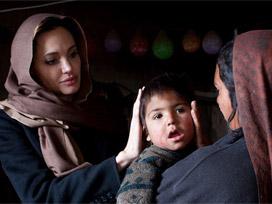 Angelina Jolie Hatay'a geliyor