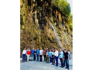 Turizmciler, gelişmekte ilk sıraya koydukları bölgeyi gezdi