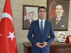 Kaymakam Kazez'den 29 Ekim Cumhuriyet Bayramı Mesajı