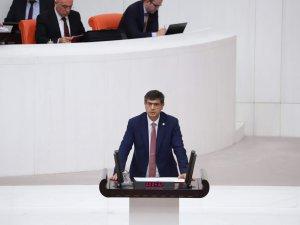 Milletvekili Şaroğlu, Erdoğan'a 'Pertek Köprüsü' sözünü hatırlattı