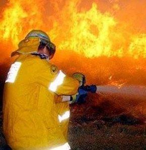 Haydarpaşa Garı'nda yangın paniği