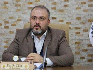 İl Başkanı Tek'ten İzmir açıklaması