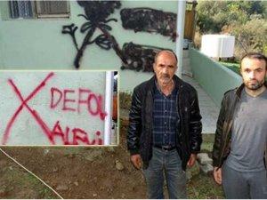 Dersim Barosu'ndan 'Defol Alevi' açıklaması