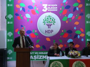 HDP olağan kongresini gerçekleştirdi
