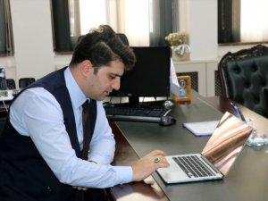 """Başsavcı Atbaş, AA'nın """"Yılın Fotoğrafları"""" oylamasına katıldı"""