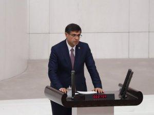 Milletvekili Şaroğlu, Pertek köprüsünün yapılmasını istedi
