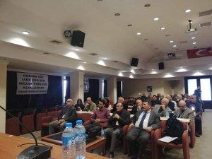 Ankara Dersimliler Derneği'nin Başkanı Yeniden Yaşar Kılavuz