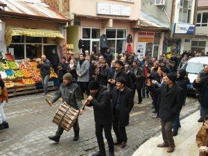 Pertek'te Gaxan etkinliği