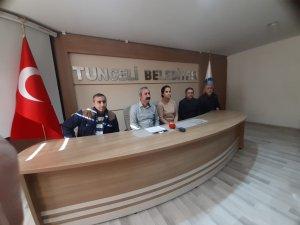 SGK, Dersim Belediyesi hesaplarına haciz koydu! VİDEO
