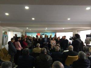 Çelik, CHP İl Başkanlığı adaylığını açıkladı