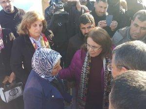 CHP'li heyet Gülistan'ın ailesini ziyaret etti