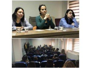 Belediye Kadın Çalışanları 8 Mart Paneli Düzenledi