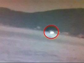 Polis helikopterinin düşme anı VİDEO