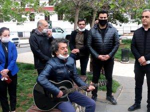 CHP'nin açıklamasında 1 Mayıs marşı
