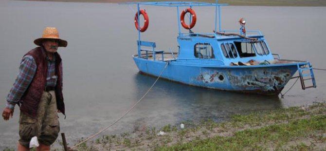 Robinson Ziya dede 4 saatlik izinde adasına koştu