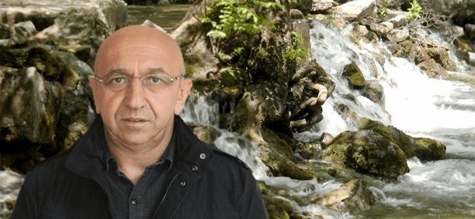 Milletvekili Önlü, turizme açılacağı söylenen Halvori Gözeleri'ni meclis'e taşıdı